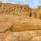 Sandskulptturen Festival Sondervig