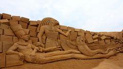 Sandskulptur 1