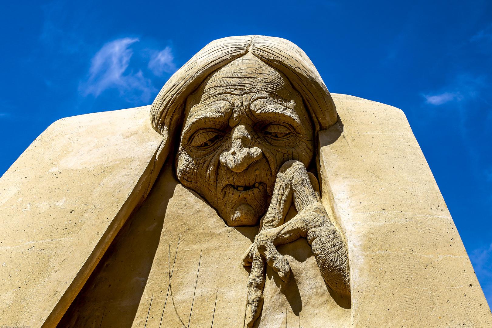 Sandskulptur (II)