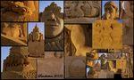 Sandskulpturen von Jana B