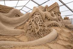 Sandskulpturen-Festival Rügen 2019