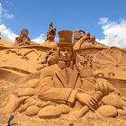 """Sandskulpturenfestival """"Fiesa"""""""