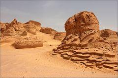 sandstein-formationen