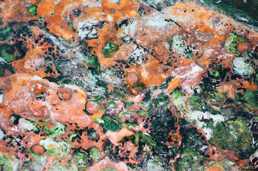 Sandstein-Tableau