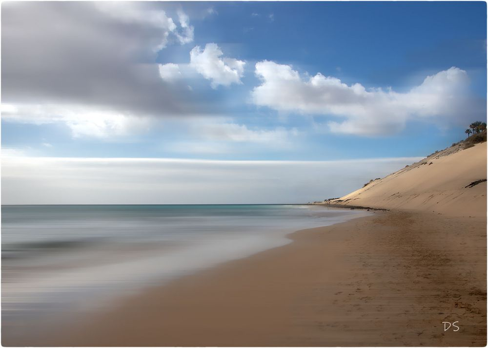 Sandstrand von Fuerteventura