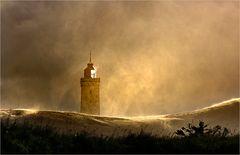 Sandsturm um Rubjerg Knude
