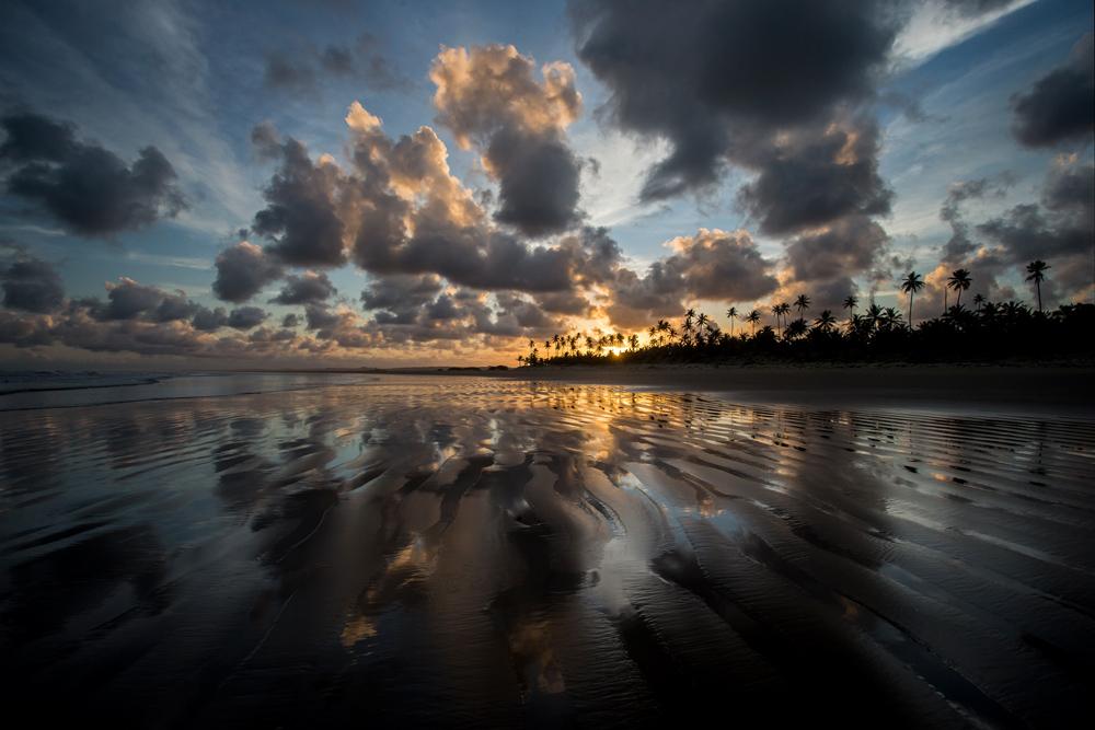 Sandwellen....