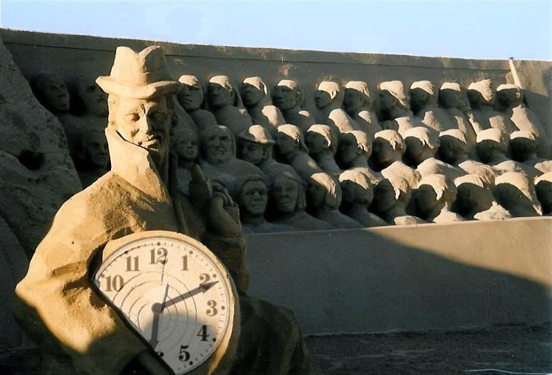 Sandworld im Zeichen der Zeit
