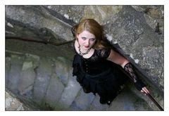 Sandy, das Burgfräulein (II)