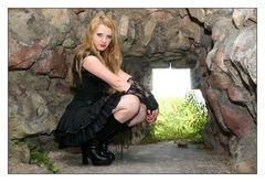 Sandy, das Burgfräulein (III)