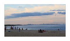 Sandy Hook Beach