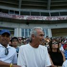 Sandy Koufax -- Hall Of Fame Dodger Baseball Pitcher at Mets Spring Training Game in Port St. Lucie