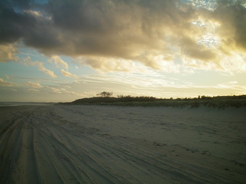 Sandy Roads