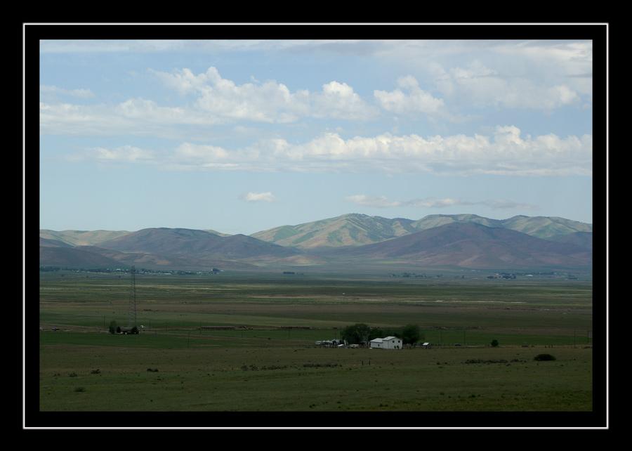Sanfte Hügel II
