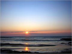sanftes Morgenlicht