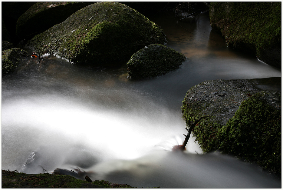 sanftes Wasser 3
