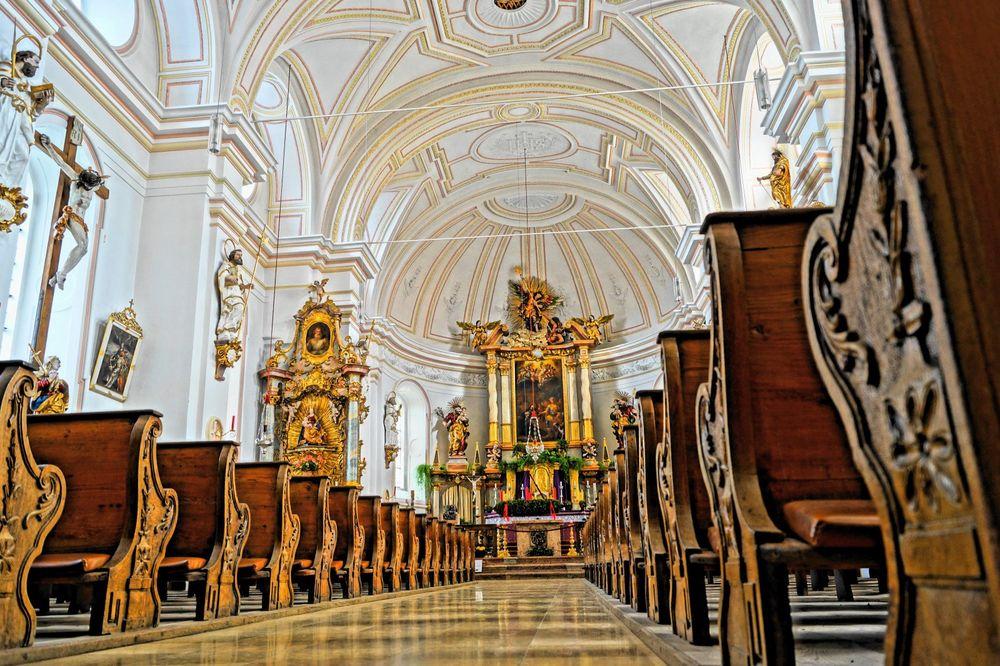 Sankt Ägidius Kirche Gmund am Tegernsee