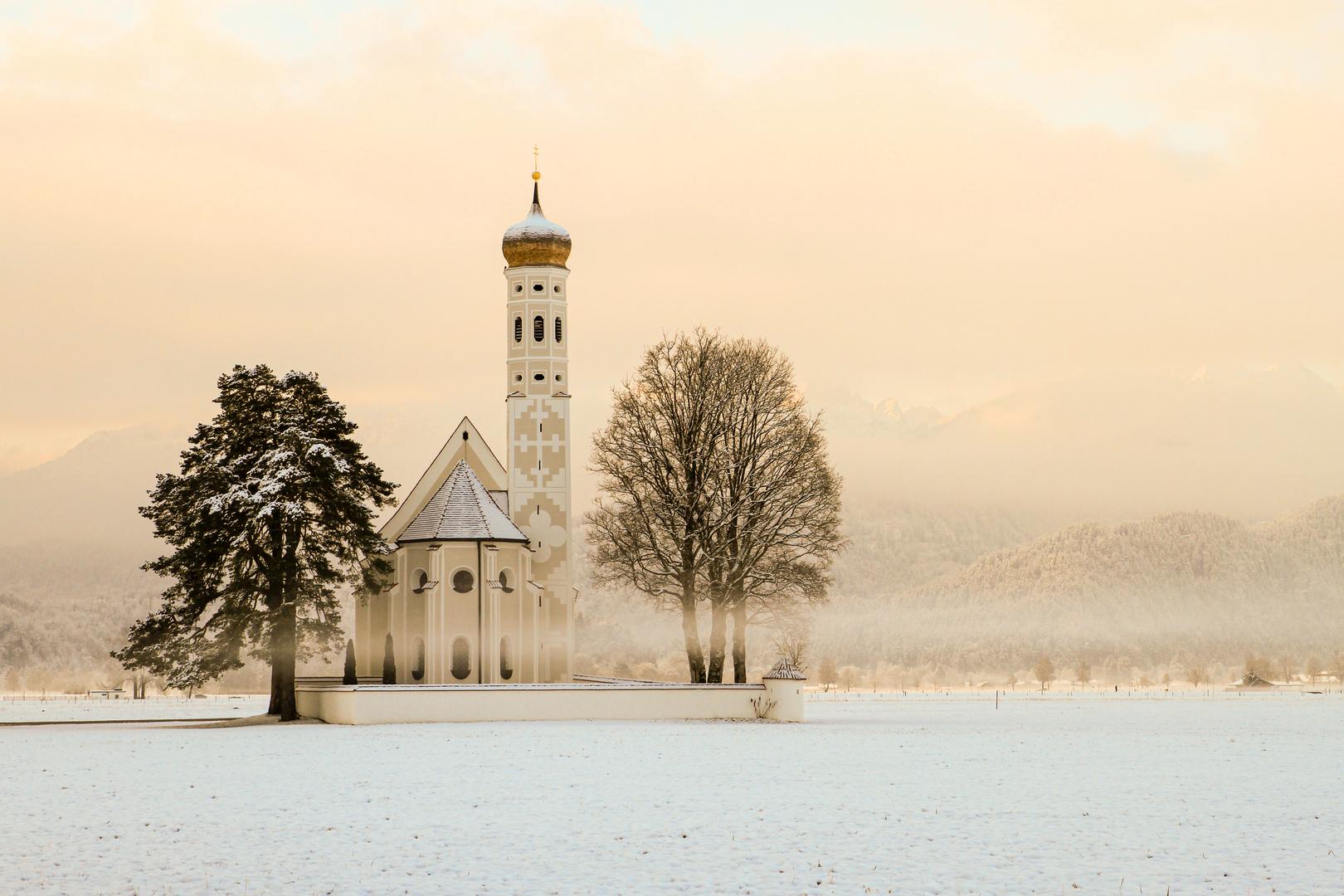 Sankt  Coloman Schwangau