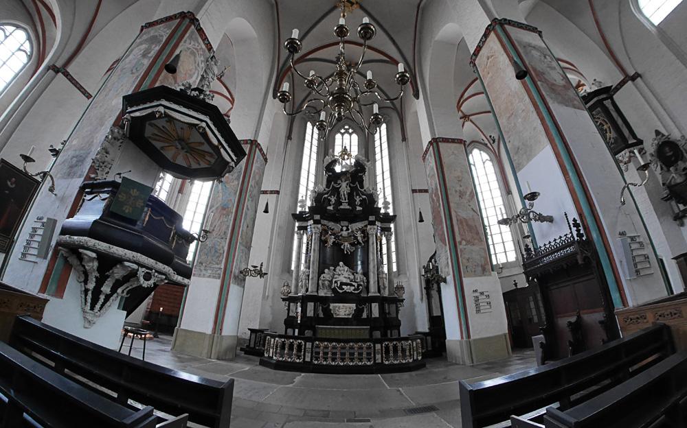 Sankt Jakobi, Lübeck