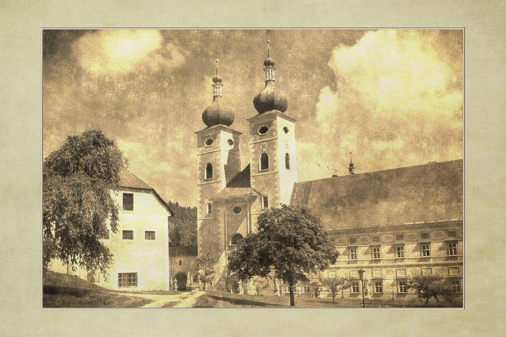 Sankt Lambrecht old fashion