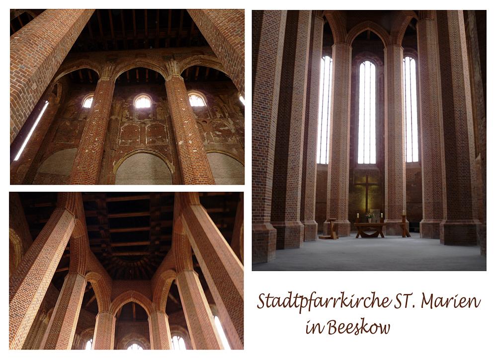 Sankt Marien in Beeskow.