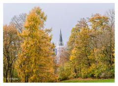 Sankt Martin im Herbst