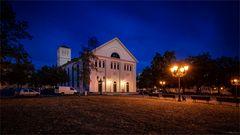 Sankt-Nicolai-Kirche / Neue Neustadt Magdeburg