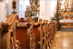 Sankt Nikolaus in Murnau am Staffelsee {2}