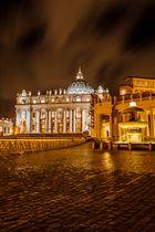 Sankt Peter im Vatikan in Rom