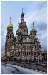 Sankt Petersburg: Auferstehungskirche....