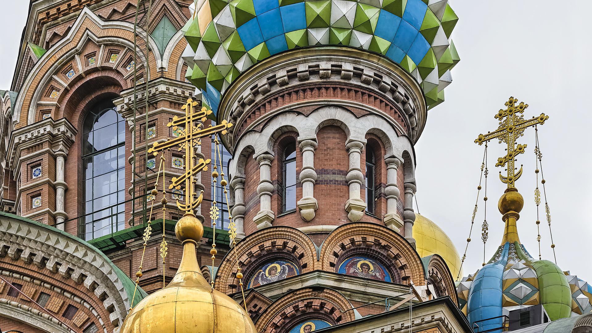 Sankt Petersburg - BLUTERLÖSERKIRCHE