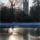 Sankt Petri im Winter