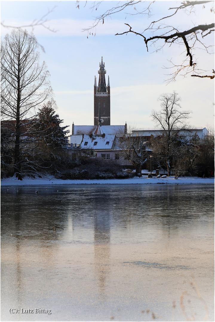 Sankt Petri von Wörlitz