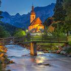 Sankt Sebastian Ramsau bei Berchtesgarden