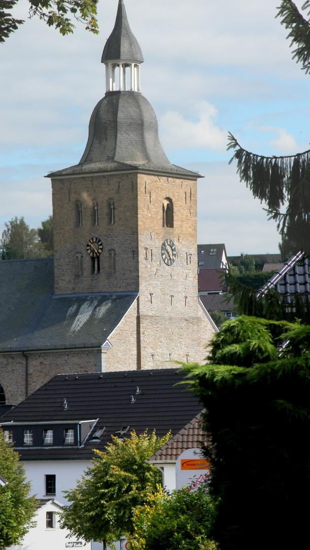 Sankt Severin Kirche in Lindlar