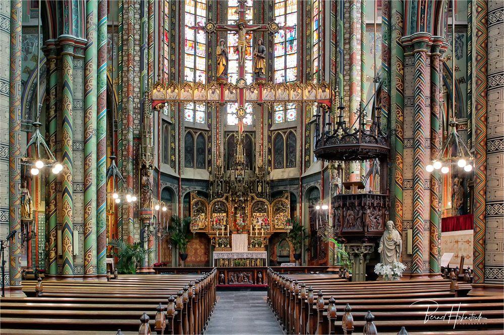 Sankt Willibrordkirche zu Utrecht ......