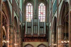 Sankt Willibrordkirche zu Utrecht ....