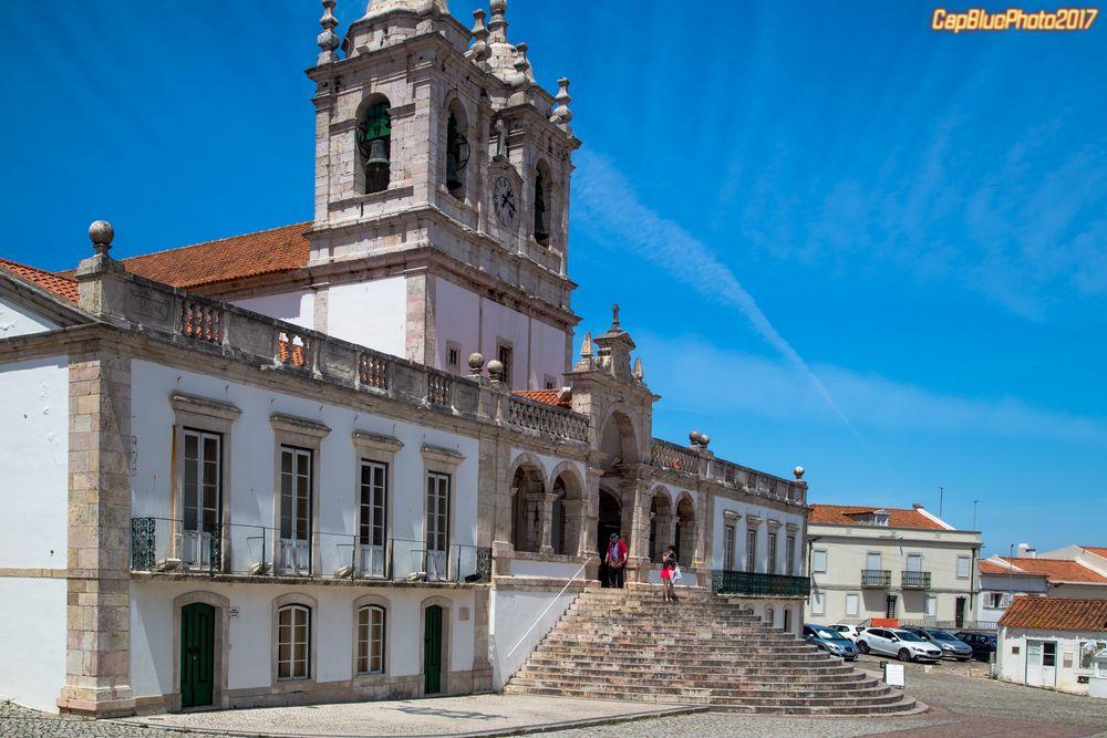 Sanktuarium Santuário de Nossa Senhora da Nazaré