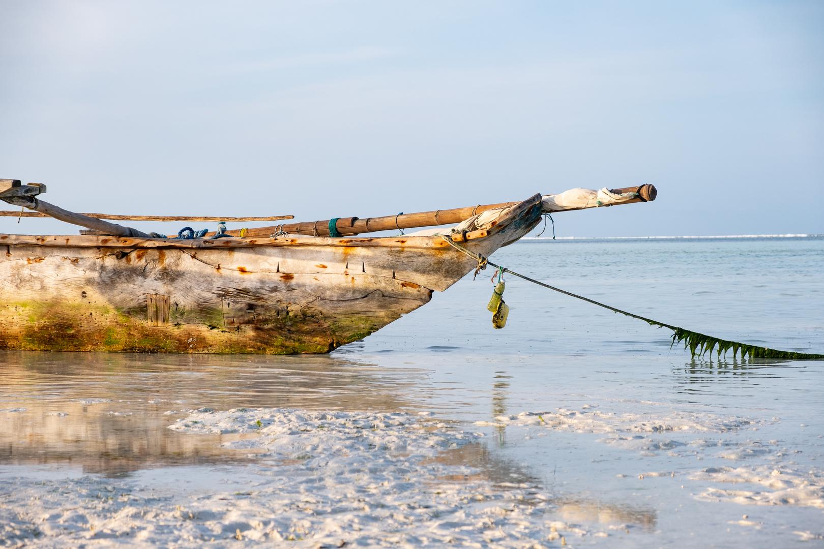 Sansibar Dhow