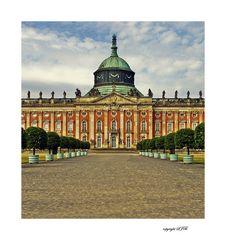 Sanssouci - Neues Palais