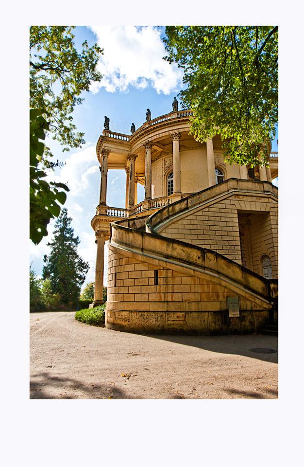 °°°° Sanssouci`s Belvedere...°°°°