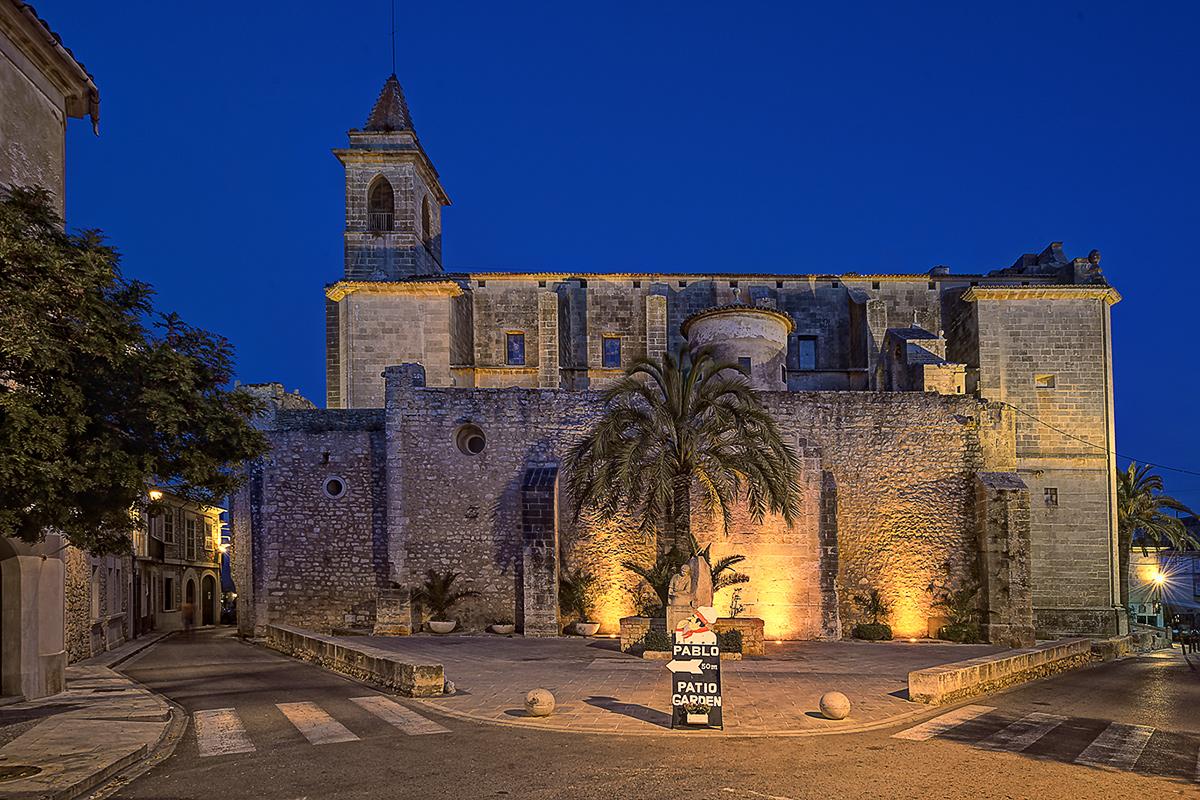 Sant Andreu@night