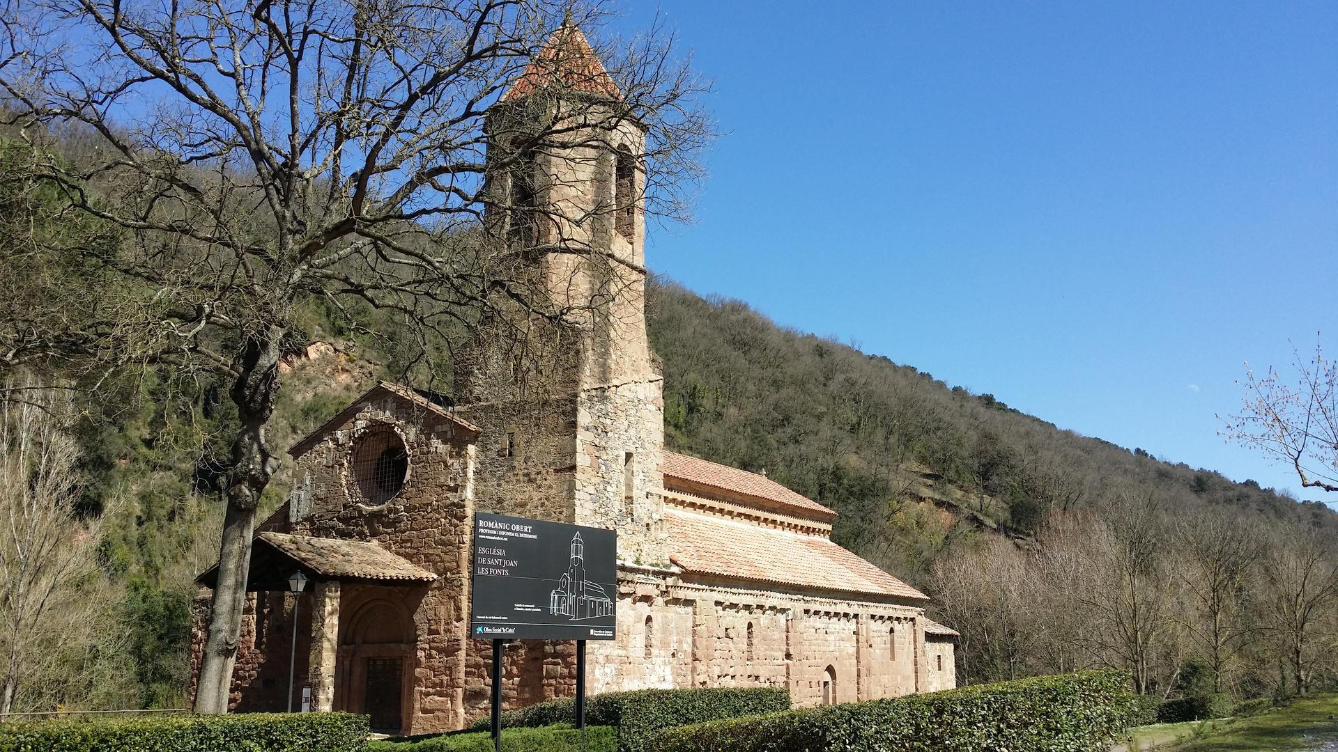 Sant Joan Les Fonts Olot