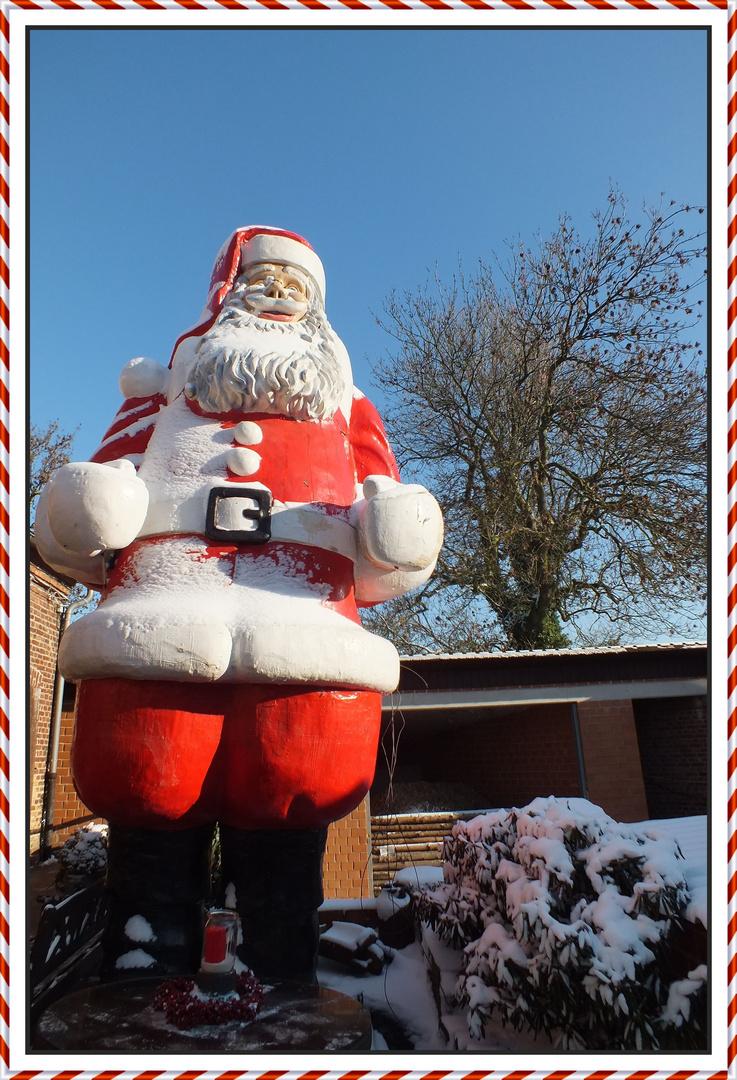 Weihnachtskarten Babyfoto.Santa Baby Foto Bild Karten Und Kalender Weihnachtskarten