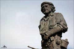 Santa Clara - Mausolée de Che Guevara