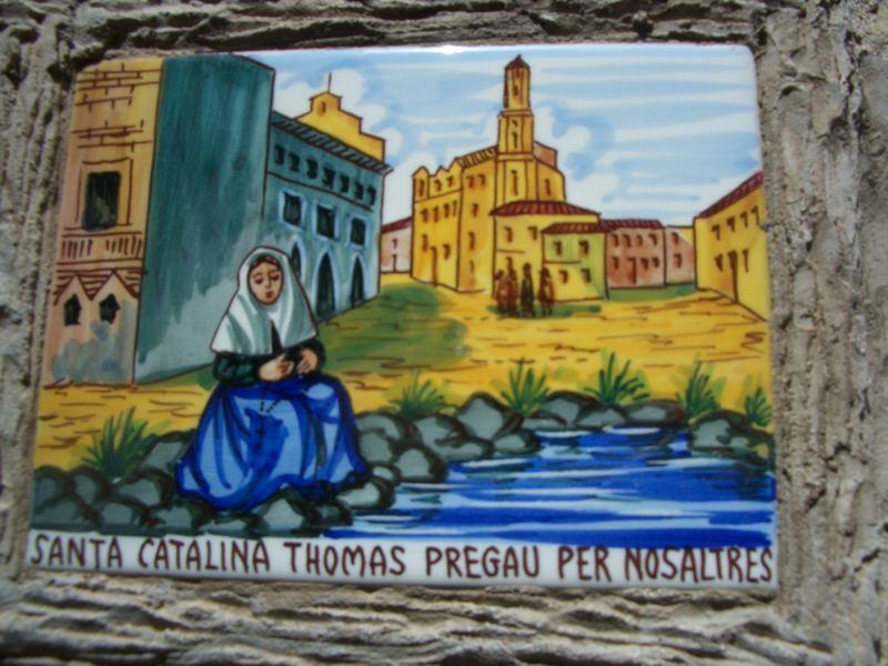 Santa Katalina Thomas