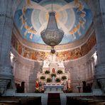 Santa Luzia Church - Althar