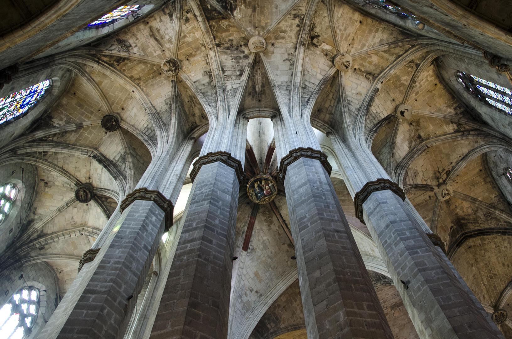 Santa Maria de la mar, Barcelona