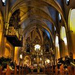 Santa María, en Alicante