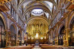 Santa Maria - Kirchenschiff